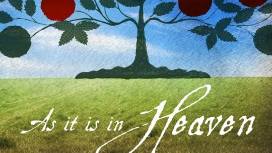 2015 Fall Play: As It Is In Heaven