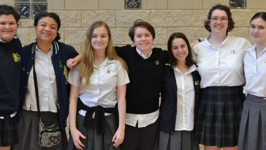 Students Recognized at Scholastic Art and Writing Regional Awards