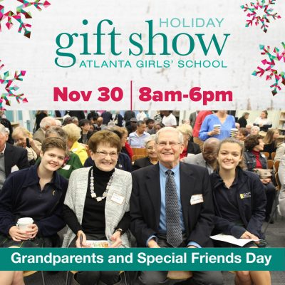 Join Us November 30: 2018 Holiday Gift Show and Grandparents Day