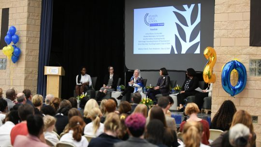 Founders' Day Celebrates 20 Years of AGS