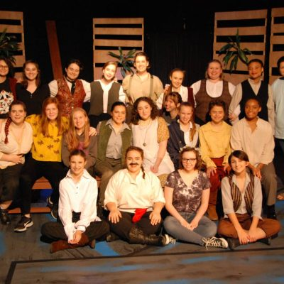 Peter & the Starcatcher Photos