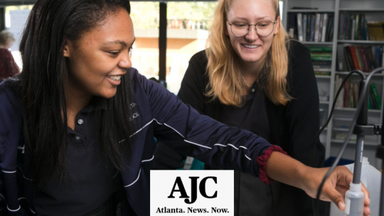 AGS 20th Anniversary featured in AJC