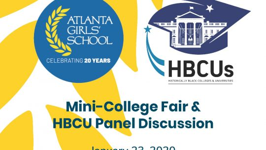 College Counseling Series: Roundtable discussion with Historically Black Colleges and Universities