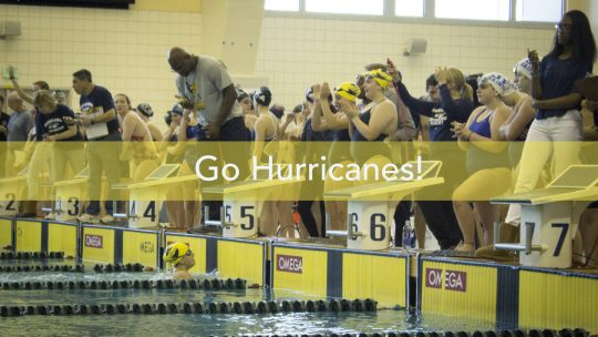 AGS Hosts Swim Invitational Meet at GA Tech