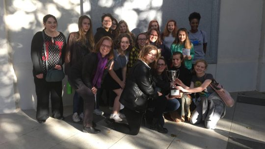 2nd Place at the Regional One Act Competition