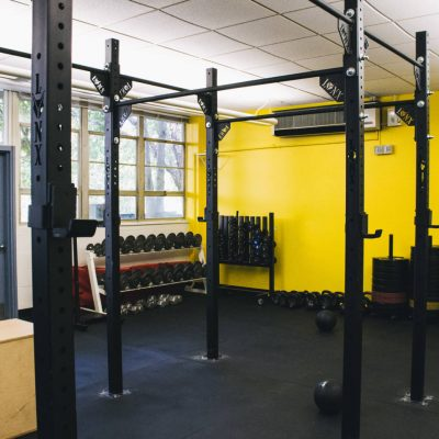 Weight Room and Athletic Conditioning Room