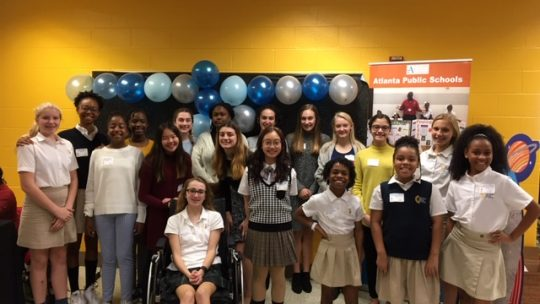 AGS Students to Compete at the Georgia Science and Engineering Fair