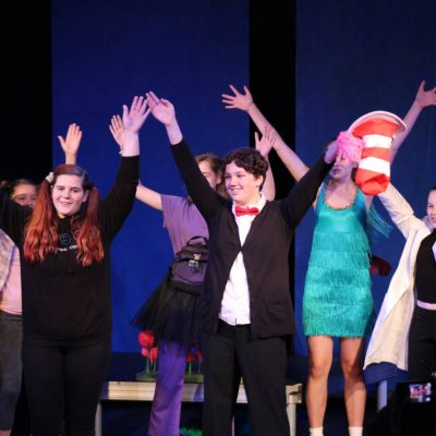 Thespian Society Presents Seussical the Musical