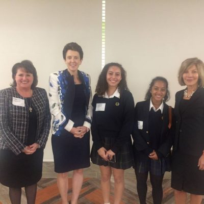 Students Meet Top Female Portfolio Managers