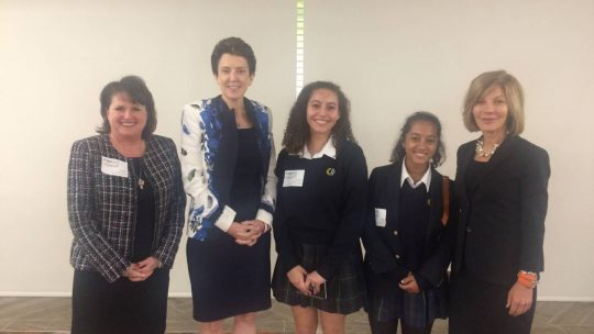 Students Meet Top Female Portfolio Managers