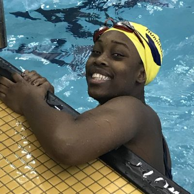 AGS Swim Team Tops State Meet