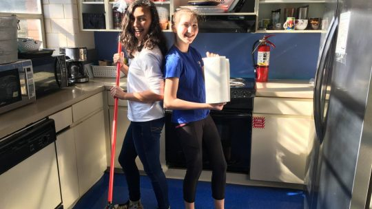 AGS Community Serves for MLK Day