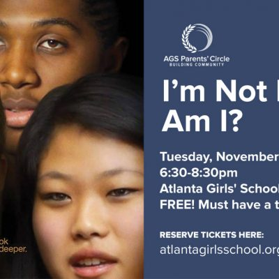 "Special Screening of ""I'm Not Racist…Am I?"""