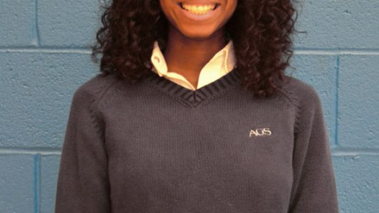 Junior Selected As 2015 Youth Activism Fellow