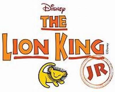 LION KING Jr. – May 3 and May 8