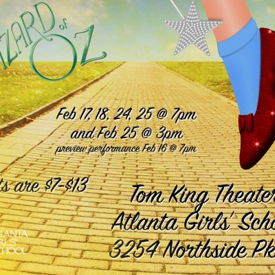 Spring Musical: Wizard of Oz