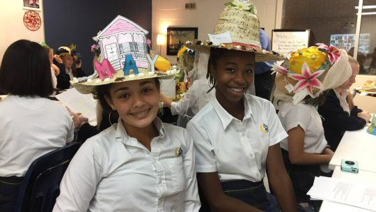 Ninth Graders Explore The Secret Life of Bees