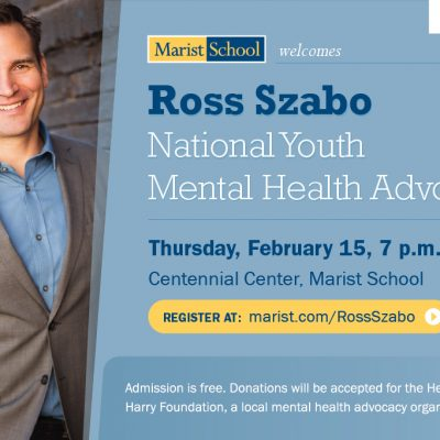 Youth Mental Health Speaker – Feb. 15