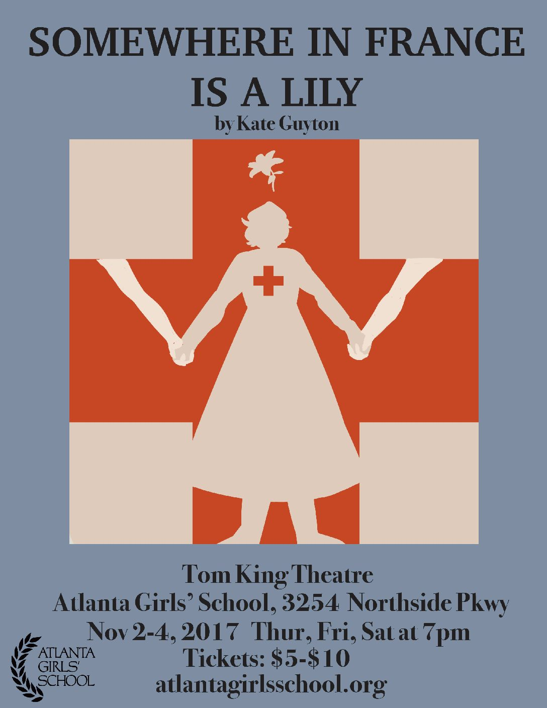 Fall Play – Somewhere in France is a Lilly