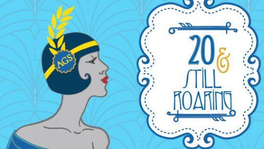 Volunteer for the 20th Anniversary Soirée