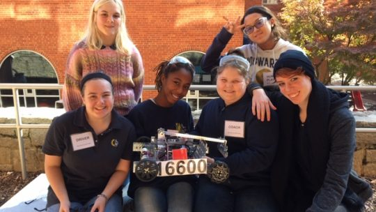 AGS Robotics Teams to Compete in Tournaments