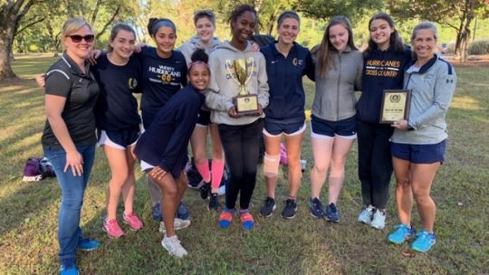 Varsity Cross Country – Region Winners!