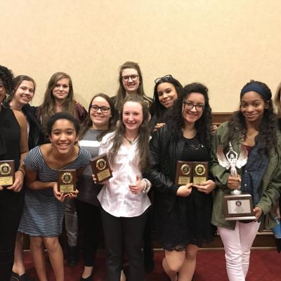 AGS Takes 3rd Place at State Literary Competition